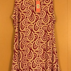 Simply Aster tunic/dress 1x NWT